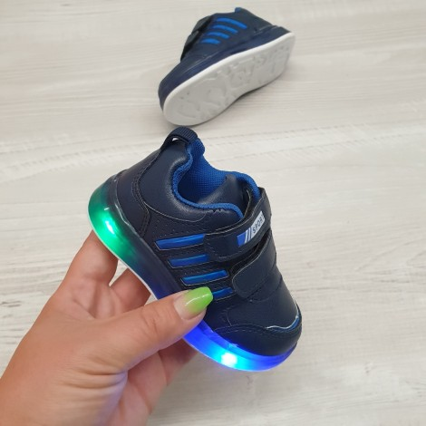 Adidasi Luci blue