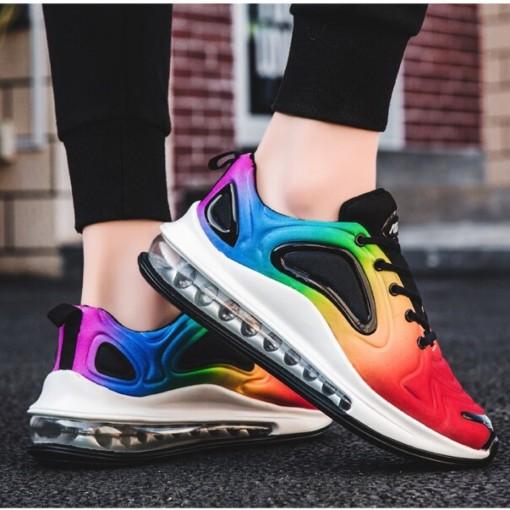 Adidasi Claus rainbow